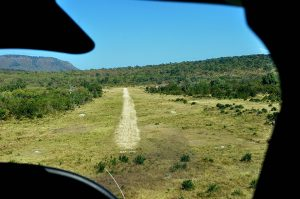 The Selous Game Reserve